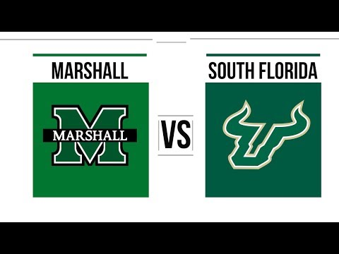 2018 Gasparilla Bowl Marshall vs South Florida Full Game Highlights