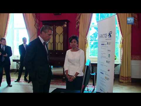 Sakti3 at White House Demo Day