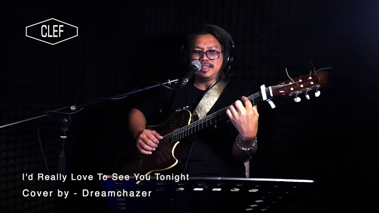 I'd Really Love To See You Tonight - cover by DREAMCHAZER