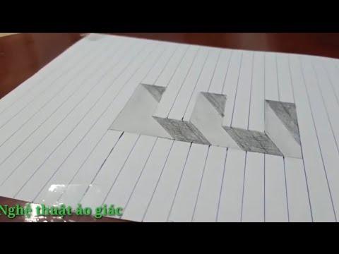 Góc nhìn khác chữ E 3D