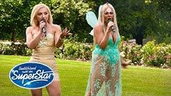 "Lorna Hysa & Lydia Kelovitz mit ""Fighter"" von Christina Aguilera   DSDS 2020"
