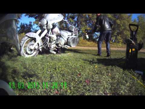 Спа-процедуры моего мотоцикла Ирбис ГАРПИЯ 250 сс