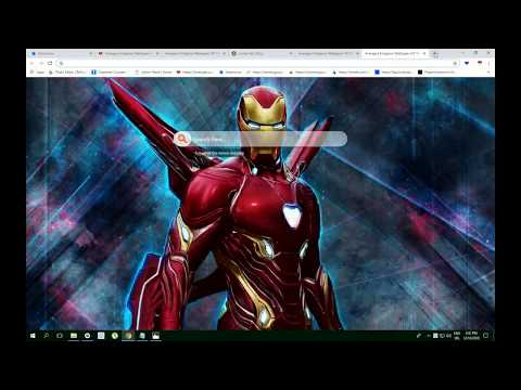 Avengers Endgame Wallpaper Hd Theme Chrome Web Store