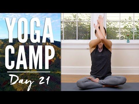 Yoga Camp - Day 21- I Believe