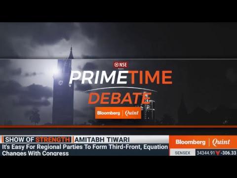 Primetime Debate: 23 May 2018