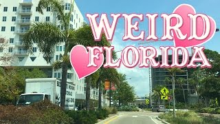 Weird Sarasota!! • FLORIDA ADVENTURE🌴✨