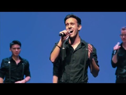 Writing's on the Wall (opb. Sam Smith) - The Nor'easters