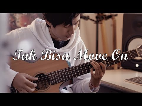 VIERRATALE - Tak Bisa Move On Guitar Fingerstyle Cover