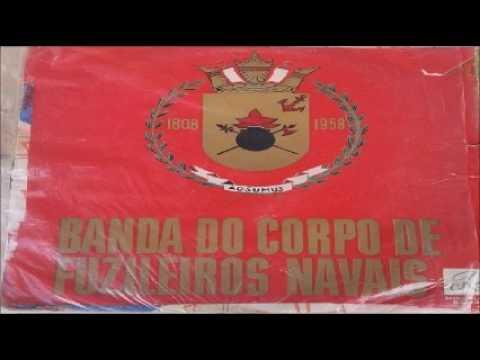 Banda do Corpo de Fuzileiros Navais RJ - Disco Completo