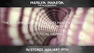 Скачать Marilyn Manson The Pale Emperor Out Now