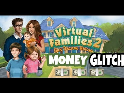 Cara bermain virtual families 2.
