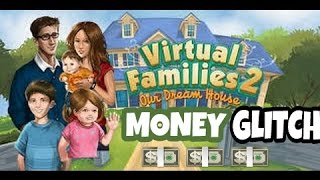Virtual Families 2 LEGIT Money Hack! Works For Android, IPhone & PC!
