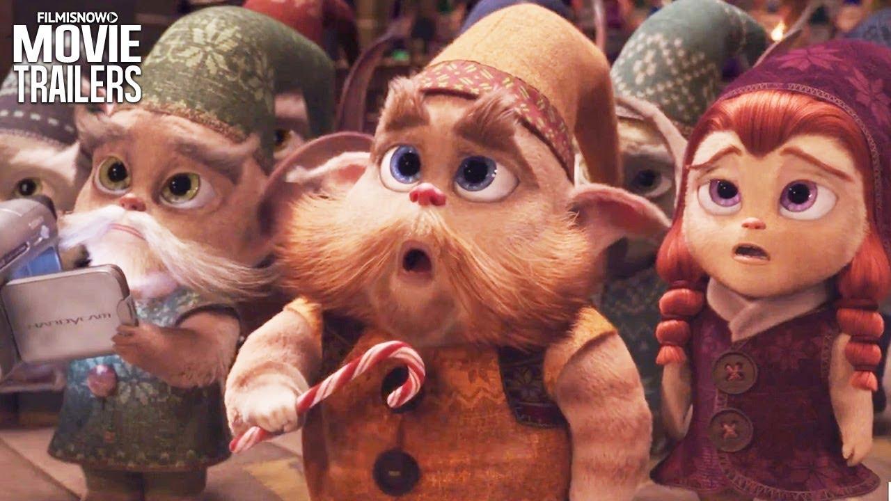 Christmas Chronicles Cast.The Christmas Chronicles Teaser Trailer 2018 Kurt Russell Netflix Movie