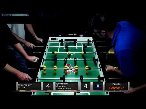 Friday Foosball Tournament From Dallas Texas