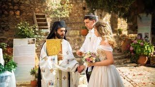 Православное венчание в Греции. о.Крит