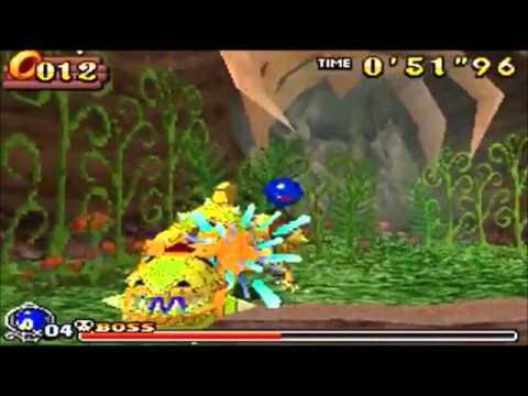 Sonic Rush Adventure Boss Theme Youtube