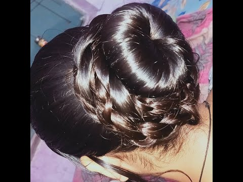 long-hair-oily-bun-collection