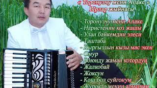 МИРЛАН АЛЫМКУЛОВ- \