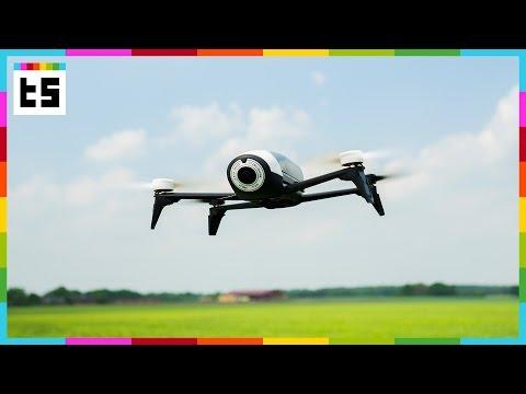 Test: Parrot Bebop 2 – der Einsteiger-Quadrocopter (deutsch)