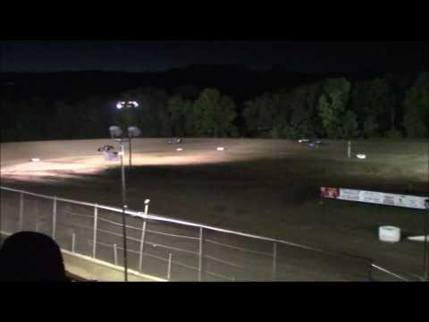 Butler Motor Speedway FWD Heat #3 9/10/16