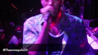 Ron E Polo - Dizzy Wright State of Mind Tour Live Performance/Freestyle