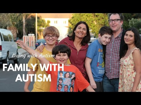 Family living with Autism: Meet the Asners