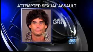 Man accused of sex-assault attempt on girl at PSU fountain