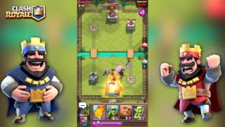 Clash Royale Android Gameplay