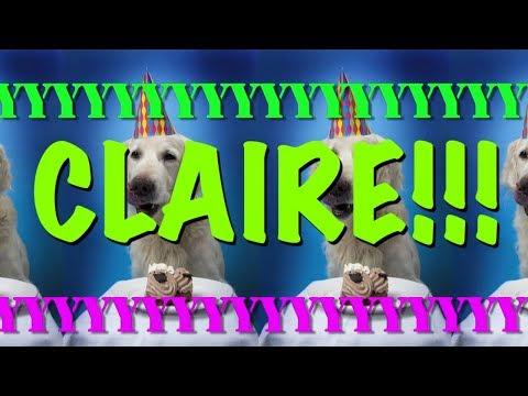 happy-birthday-claire!---epic-happy-birthday-song
