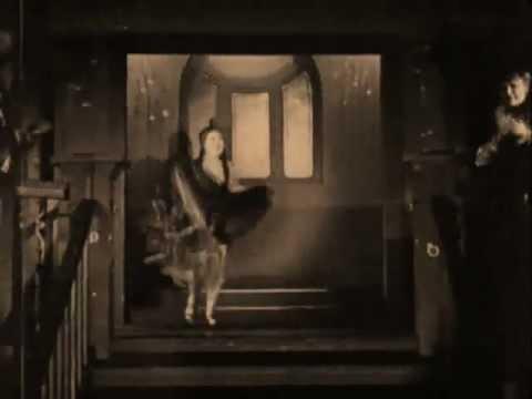 """Mae Murray em ritmo de valsa. 1919. Valentino.Canta Silvio Caldas,""""Com o pensamento em você"""",1938."""