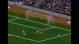 FIFA Soccer 98   Road to the World Cup: League (Sega Genesis)  (By Sting)