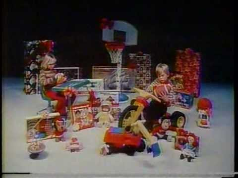 Kmart Christmas 1979 TV commercial
