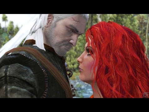 THE WITCHER - Romance With Triss