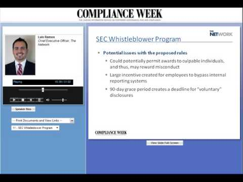 What You Should Know About Dodd-Frank's Whistleblower Provisions