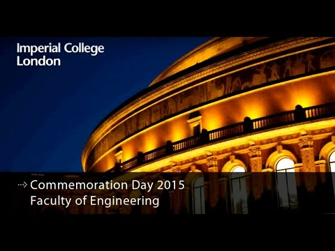 Commemoration Day 2015 - Faculty of Engineering