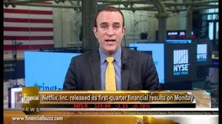 LIVE - Floor of the NYSE! Apr. 20, 2018 Financial News - Business News - Stock News - Market News