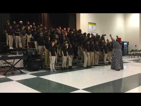 Morrow Middle Chorus Winter Concert Part 3