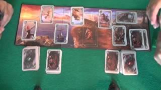 Сердце дракона - играем в настольную игру, board game - Dragonheart