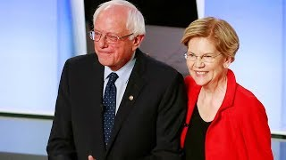 Bernie and Warren Are FAR LEFT EXTREMISTS!