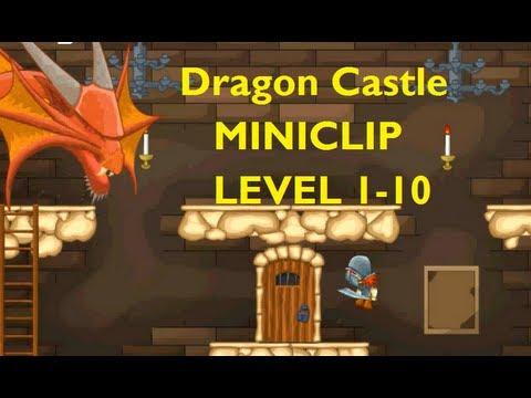 Dragon Castle walkthrough level 1-10 - Miniclip Gameplay ...
