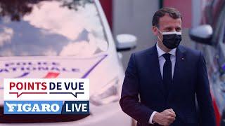 🔴 DÉBAT -   Macron a-t-il amorcé un virage à DROITE ?
