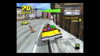 Crazy Taxi - Gameplay PC (Original)