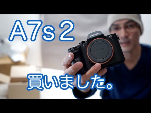 A7S2 Review(SONY α7sⅱ  ILCE-7SM2)