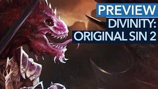 Divinity: Original Sin 2 - Preview-Video: Das beste Rollenspiel des Jahres?
