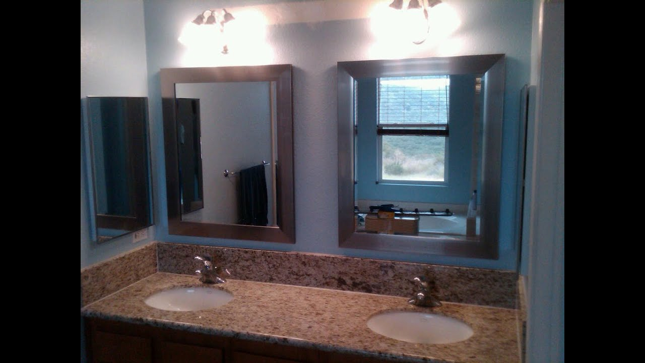 Bathroom Vanity Light Fixtures - YouTube