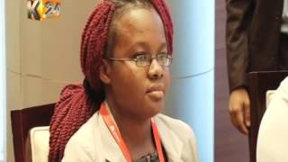 30 Kenyan students benefit from 'Seeds for the future' program