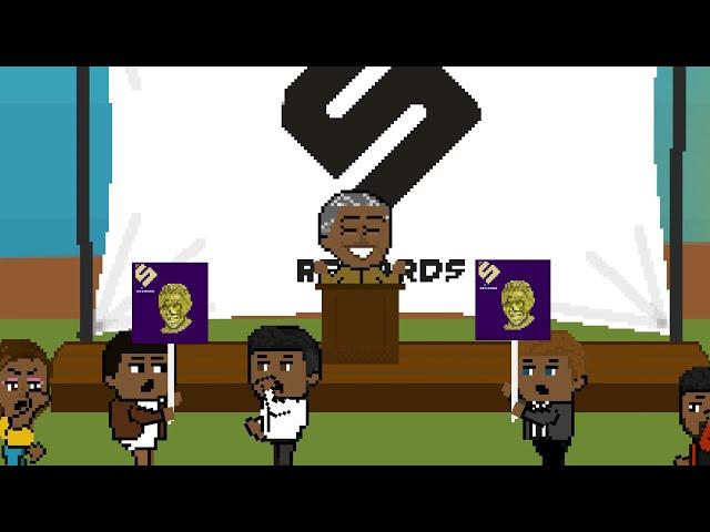 El-Khalil - Mandela (Official Visualizer / Visuel Officiel)