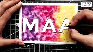 Mother's Day DIY Gift || Step by Step Process Video
