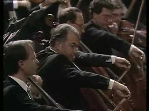 Vienna New Year's Concert 1987 - Karajan - Part 3/11
