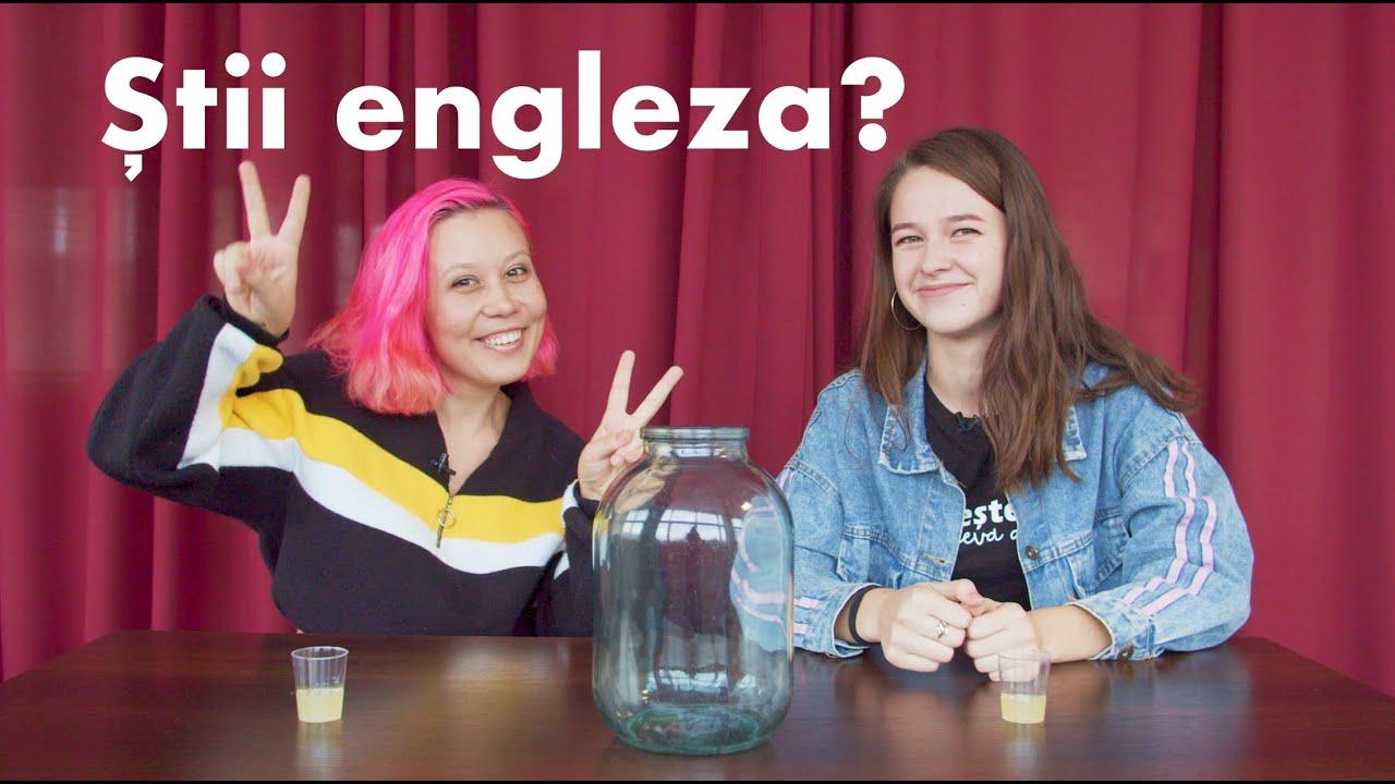 Învață Engleza eficient cu Oratorica! Ce încape într-un borcan? Anna Tulgara Vs Studenții Oratorica